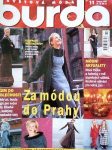 Burda 11/1999 v češtině