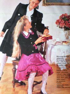 Burda 12/1991 v češtině