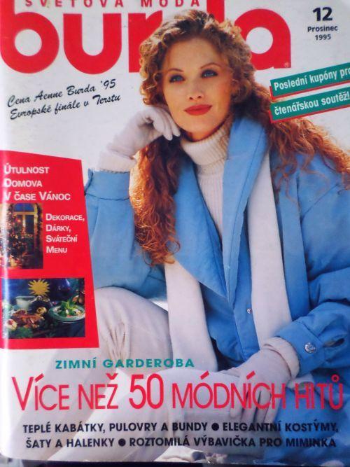 Burda 12/1995 v češtině