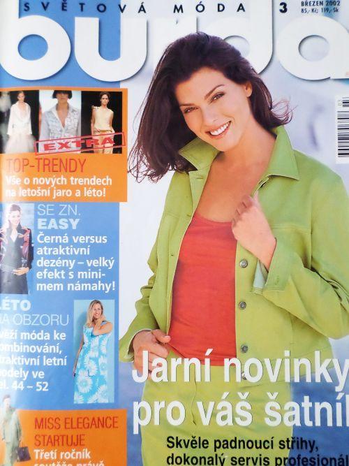 Burda 3/2002 v češtině