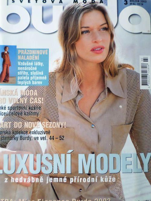 Burda 3/2003 v češtině