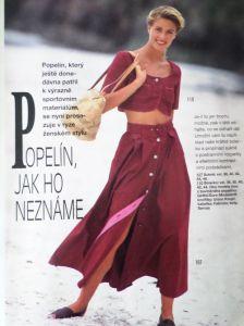 Burda 5/1994 v češtině