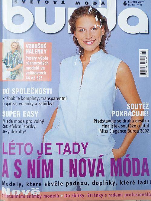 Burda 6/2002 v češtině