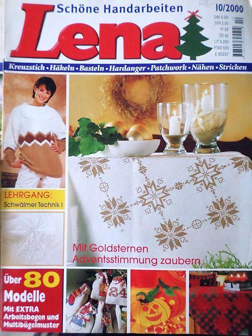 LENA 10/2000 v němčině