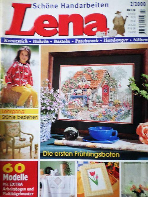 LENA 2/2000 v němčině