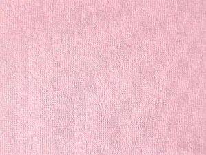 Pletenina růžová na svetříky