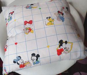 Povlak na polštář - -bílý Disney