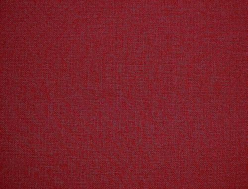 Anežka - bordo melírová látka