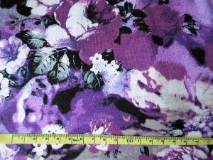 Diana - fialovobílý úplet