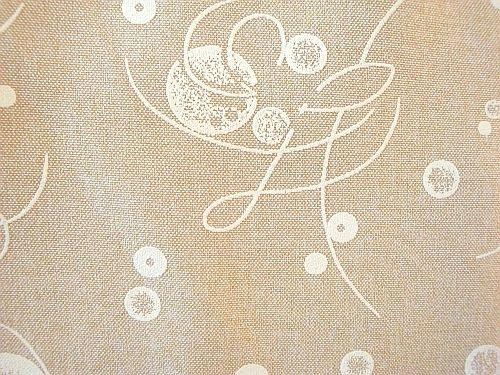 Hana - béžová s bílým vzorem