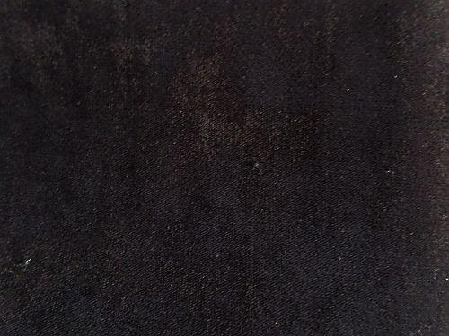 Kamaro - černá kostýmová látka UNI