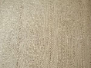 Korveta - béžová přírodní látka s jemným vzorem