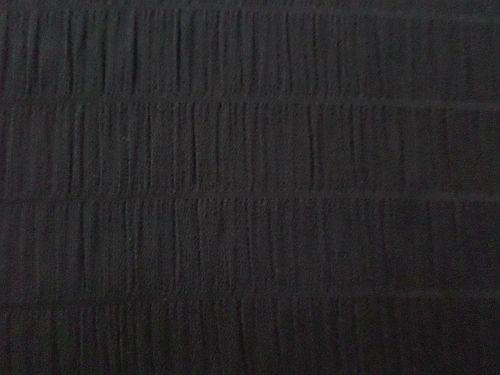 Libuška - černá halenková látka