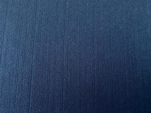 Šara - tm. modrá kostýmová látka