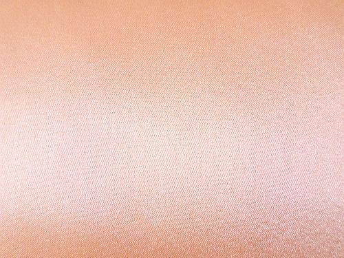 Sima - sv. oranžový satén UNI