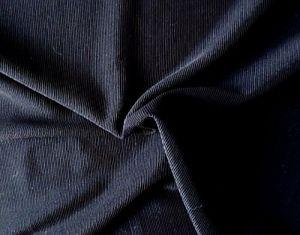 Simca - černá jemná síťovina
