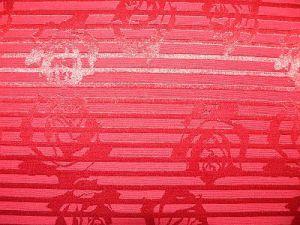 Siréna - červená látka mat/lesk