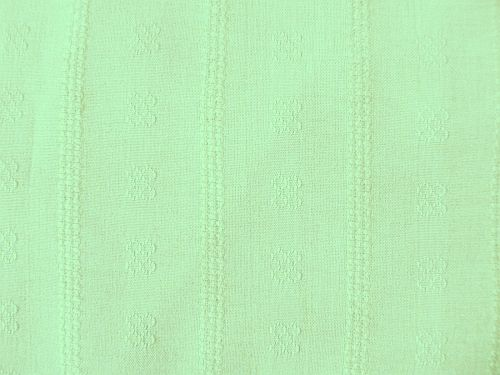 Veronika - zelenkavá s proužkem