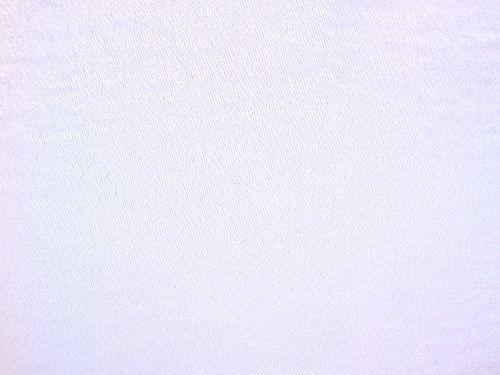 Žoržeta - bílý satén