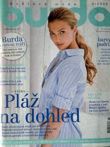 Burda 6/2009 v češtině