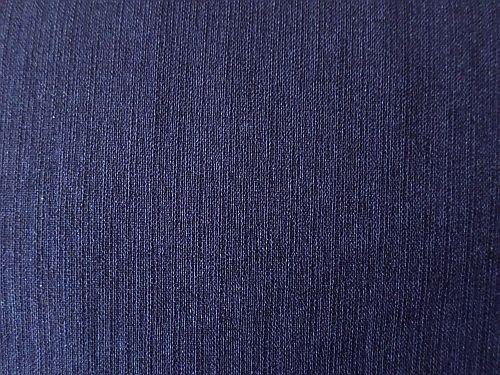 Ema - tm. modrá kostýmová látka UNI