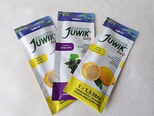 Juwik - pro přípravu ochranného nápoje JuWital s.r.o.