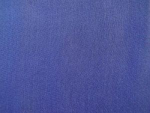 Kira - modrá halenková látka oboustranná