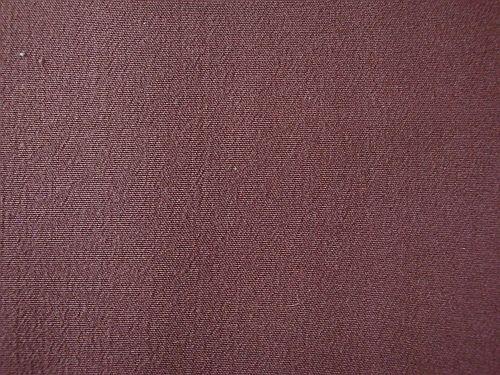 Lenička - tmavá hnědá letní kostýmová látka