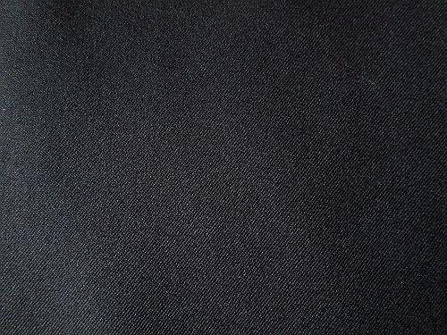 Madla - černá kostýmová látka