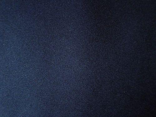 Madla - tm. modrá kostýmová látka