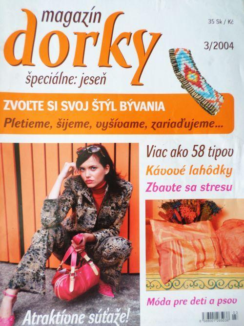 Magazín Dorky - podzim 3/2004
