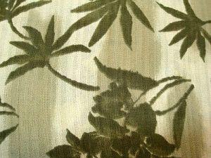Odeta - zelenozelená šatovka