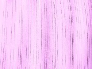 Popelka - růžový proužkový šifon se zlatou nitkou