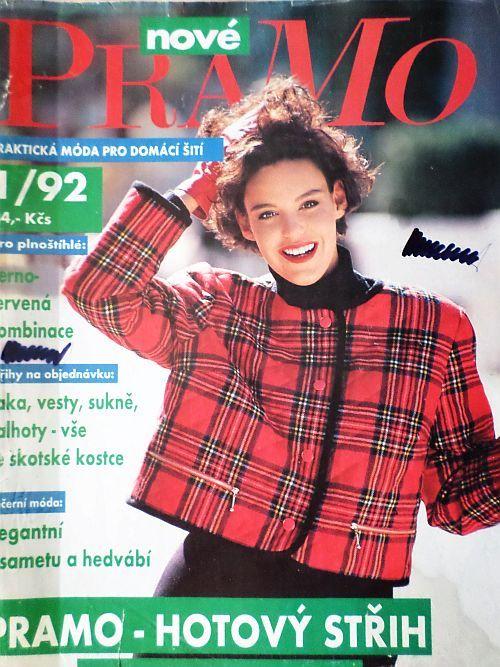 PRAMO 1/1992 - v češtině