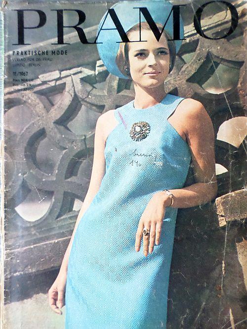 PRAMO 11/1967 RETRO v němčině