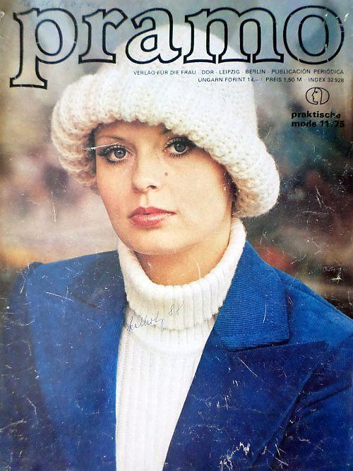 PRAMO 11/1975 RETRO v němčině