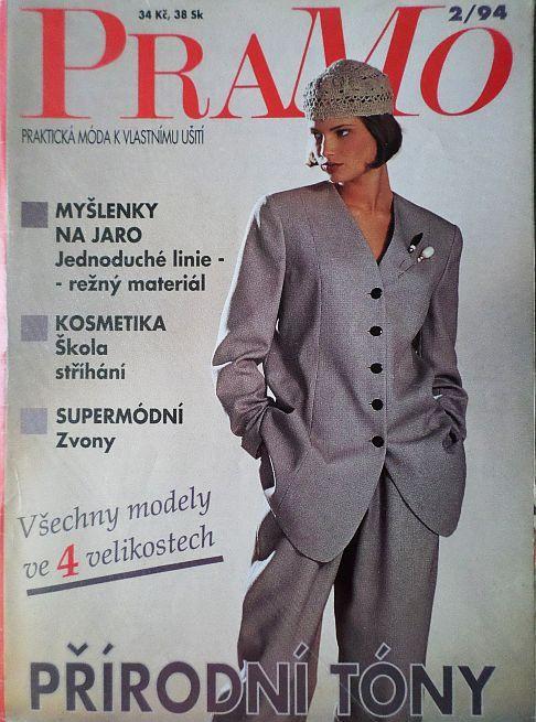PRAMO 2/1994 v češtině