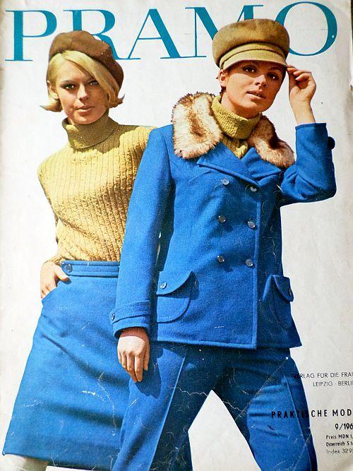PRAMO 9/1967 RETRO v němčině