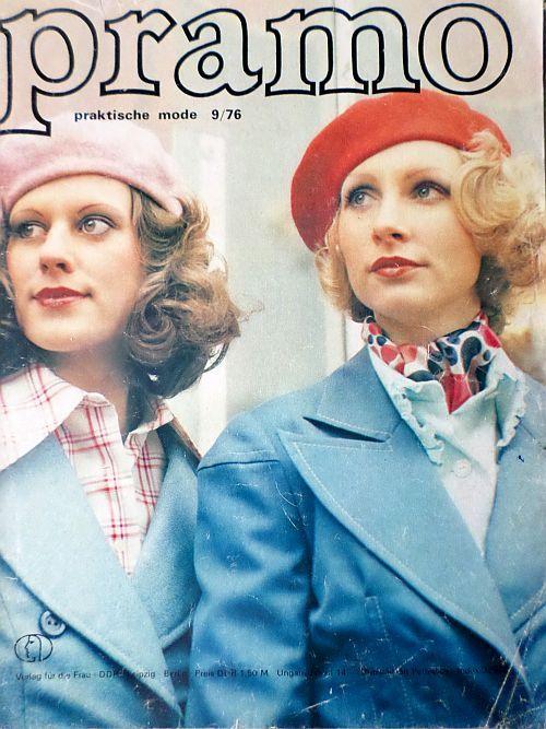 PRAMO 9/1976 RETRO v němčině