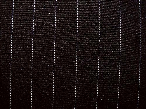 Vendulka - černá s bílým proužkem