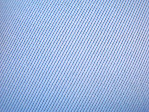 Zdislava - sv.modrá kostýmová látka v keprové vazbě