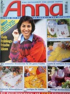 ANNA 2/1998 v němčině