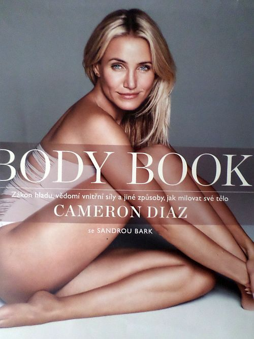 Body book - Cameron Diaz, Sandra Bark