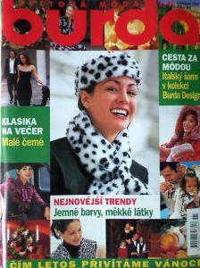Burda 11/1997 v češtině