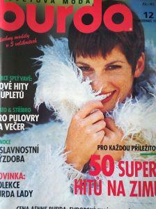 Burda 12/1994 v češtině
