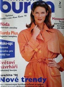 Burda 2/1996 v češtině