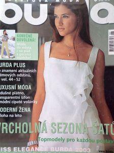 Burda 6/2003 v češtině