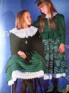 Burda - Móda pro dívky a chlapce 3-4/1988 v němčině
