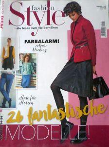 Fashion Style 2/2017 v němčině