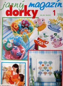 Jarní magazín Dorky 1/2003
